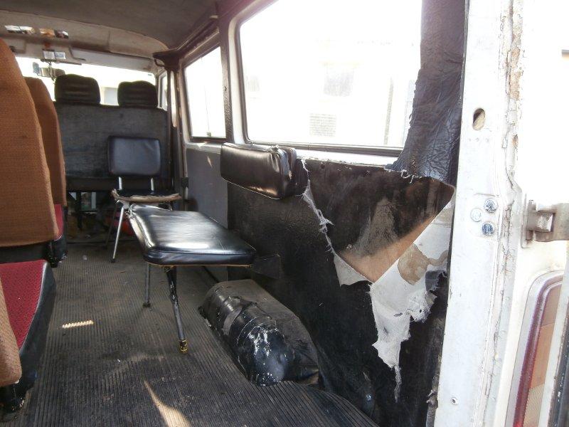 Takim busem dowożono dzieci do szkoły w jednej z gmin na Podlasiu