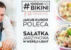 Jakub Kuroń poleca: <strong>Sałatka</strong> <strong>jarzynowa</strong> w wersji light