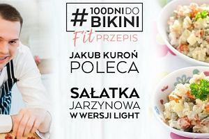 Jakub Kuroń poleca: Sałatka jarzynowa w wersji light