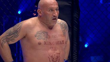 Marcin Najman krytykowany po porażce w Fame MMA 6