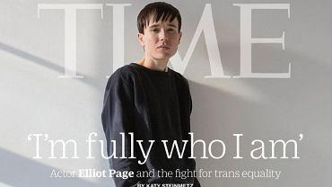 Elliot Page w szczerym wywiadzie opowiedział o zabiegu usunięcia piersi. 'Poczułem wolność od totalnego piekła'