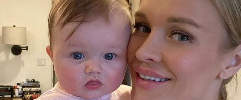 Joanna Krupa zrobiła nowe zdjęcia córeczce i mężowi. Fani zachwyceni