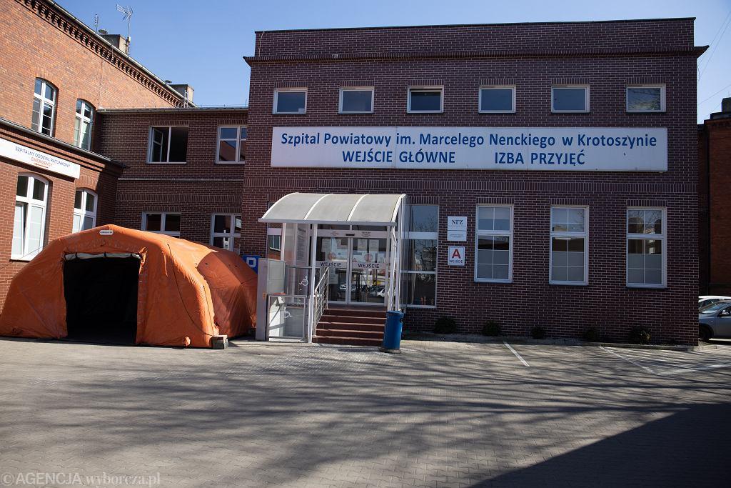Szpital w Krotoszynie