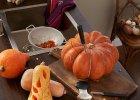Carving czyli rzeźbienie warzyw i owoców