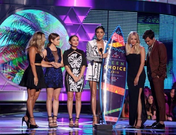 2015 Teen Choice Awards Show
