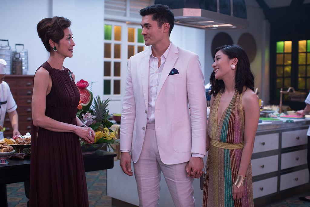'Bajecznie bogaci Azjaci' / Warner Bros. Entertainment Polska