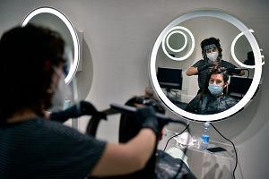 Salony fryzjerskie i kosmetyczne będą otwarte od poniedziałku