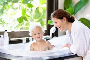 Codzienna pielęgnacja skóry dziecka - kosmetyki do kąpieli, nawilżające oraz przeciwsłoneczne