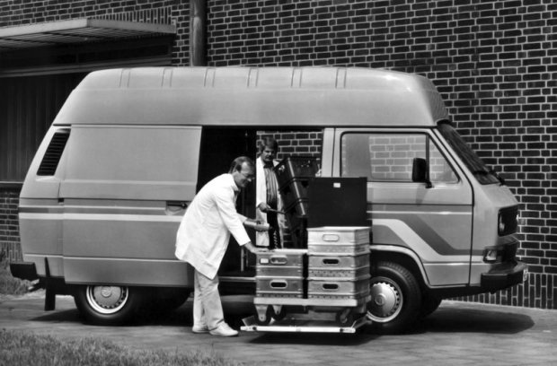 Volkswagen Transporter T3