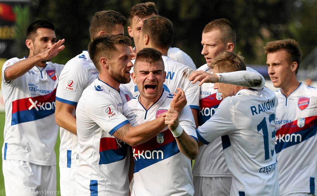 Raków Częstochowa - Rozwój Katowice 3:0