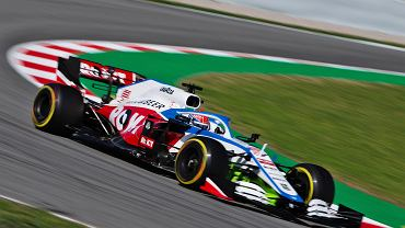 Williams, IMotor Racing - Formula One Testing - Test One - Day 1 -  Barcelona, Spain