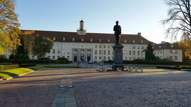 Budynek koszalińskiej Delegatury Zachodniopomorskiego Urzędu Wojewódzkiego