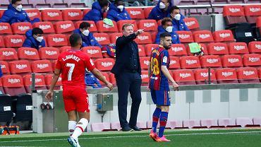 Ronald Koeman zawieszony. Nie poprowadzi Barcelony w hicie z Atletico Madryt