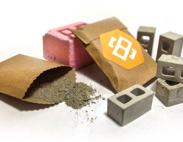 Materiały budowlane w skali