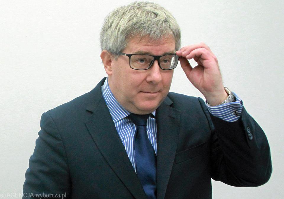Ryszard Czarnecki .