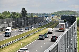 Autostrada A2 będzie szersza. Powstanie trzeci pas między Warszawą a Łodzią
