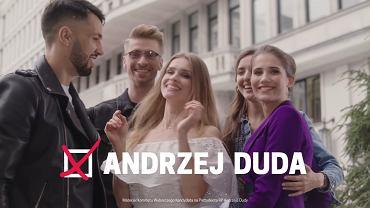 Andrzej Duda zaprezentował nowy spot wyborczy