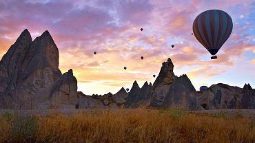 Turcja wycieczka. Kapadocja