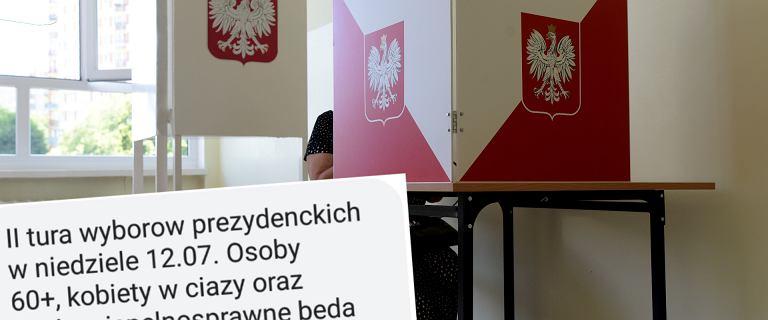 """Niecodzienny alert RCB. """"II tura wyborów prezydenckich w niedzielę"""""""