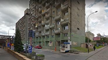 Blok przy ul. Piotrkowskiej