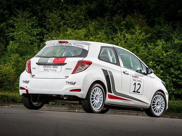 Pierwsza prezentacja TMG Yaris R1A odbędzie się podczas ADAC Rallye Deutschland