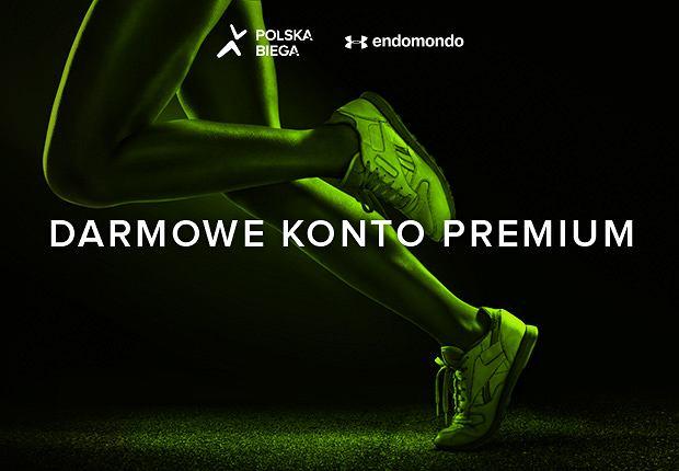 Wspólna akcja Endomondo i PolskaBiega.pl! Zdobądź pakiet Premium!