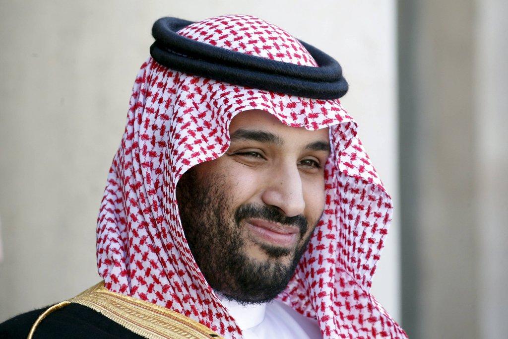 Najważniejszy człowiek od ropy naftowej w Arabii Saudyjskiej - książe Mohammed bin Salman. Ostatnio coraz częściej jest zadowolony
