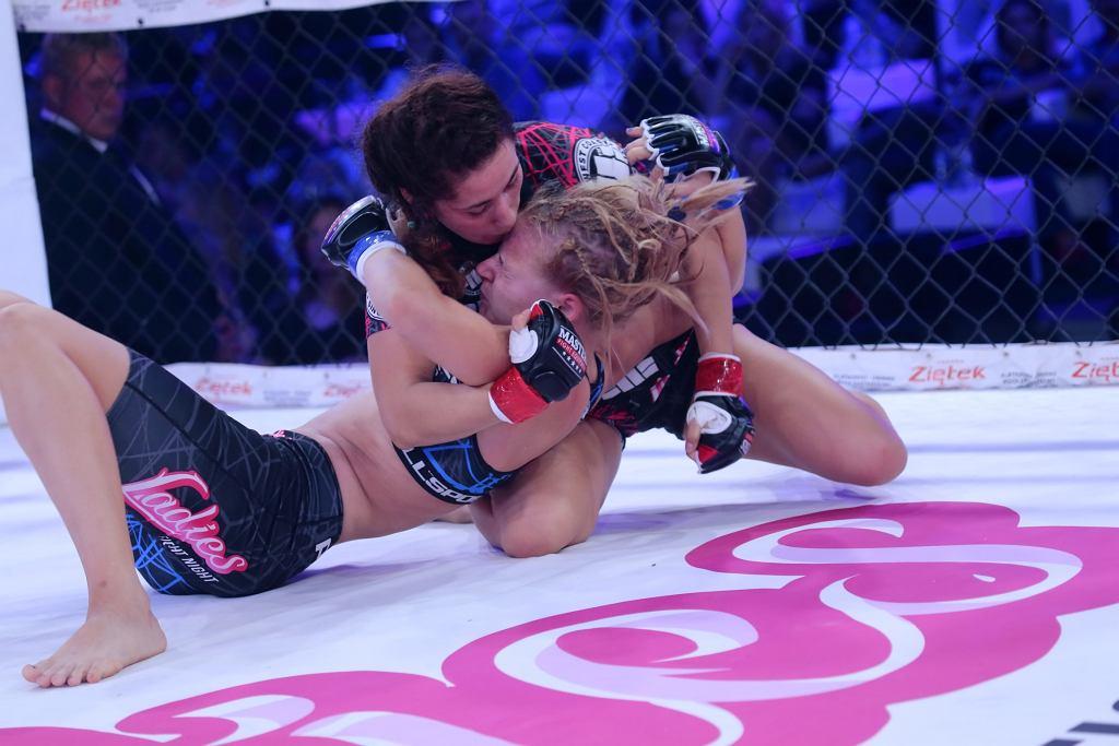 Weekend z Ladies Fight Night w Łodzi