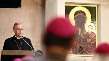 Przewodniczący KEP arcybiskup Stanisław Gądecki