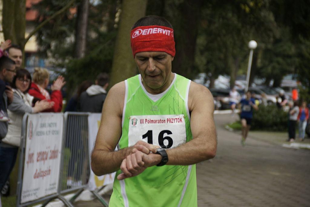 Półmaraton Przytok 2014