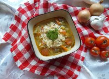 Włoska zupa minestrone - ugotuj