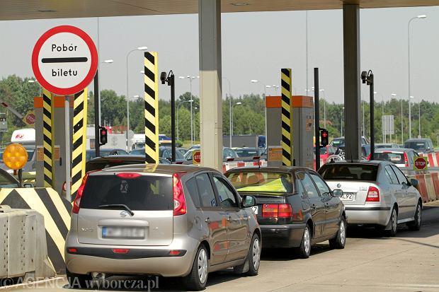 Na autostradzie A1 staną dodatkowe bramki. Co to oznacza dla kierowców?