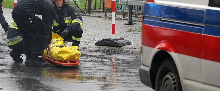 Tatry. Turyści rażeni piorunem na Giewoncie. 4 osoby nie żyją, 100 rannych