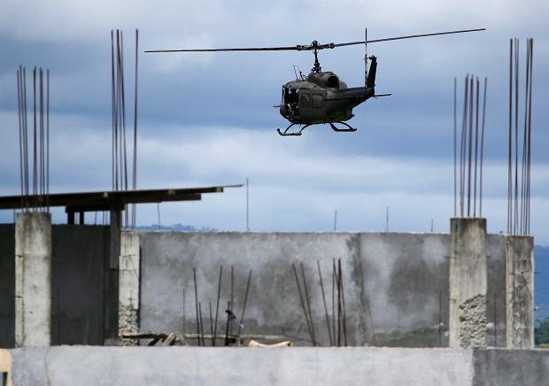 Walka z rebeliantami popierającymi tzw. Państwo Islamskie na południu Filipin
