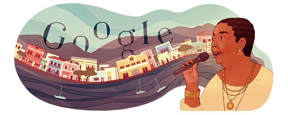 Cesária Évora w Google Doodle. Kim była artystka z Wysp Zielonego Przylądka? (zdjęcie ilustracyjne)