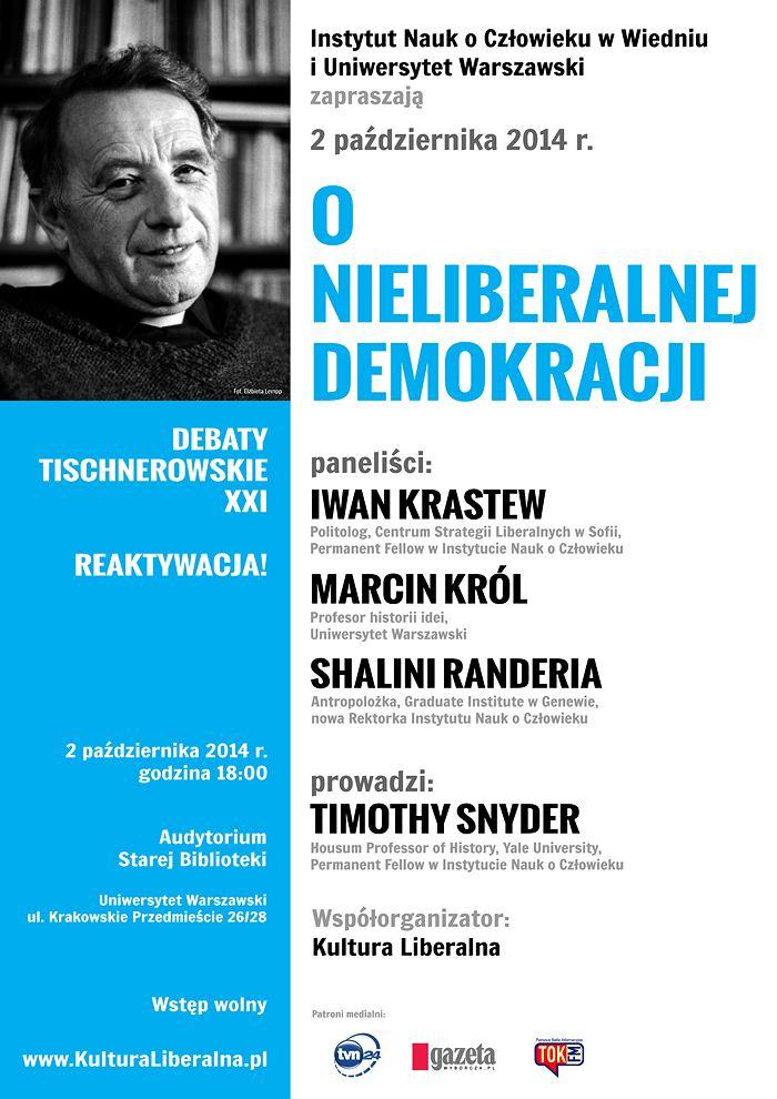 XXI Debata Tischnerowska