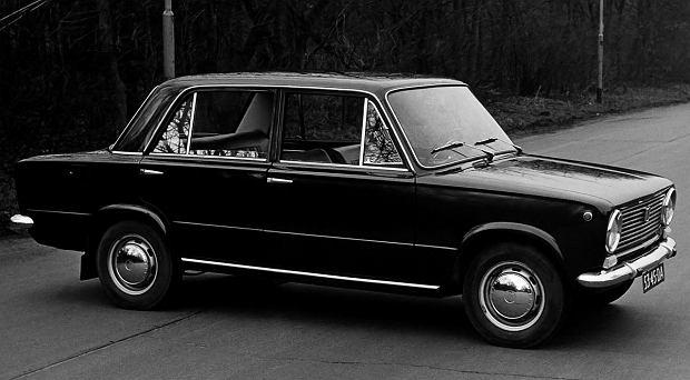 Fiat 124 z 1966 r.