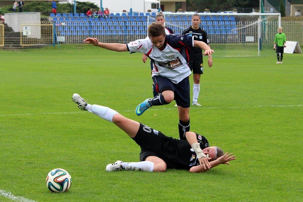 Ekstraliga kobiet: TKKF Stilon Gorzów - KPP Bydgoszcz 0:1 (0:0)