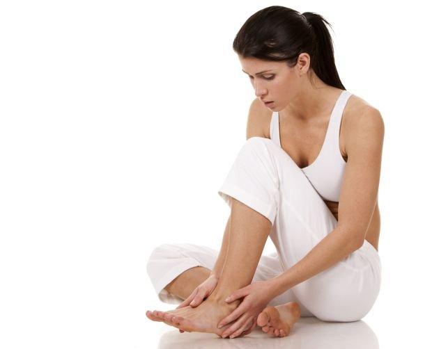 Nawet wtedy, gdy ból stopy pojawia się po treningu, nie musi być z nim bezpośrednio związany