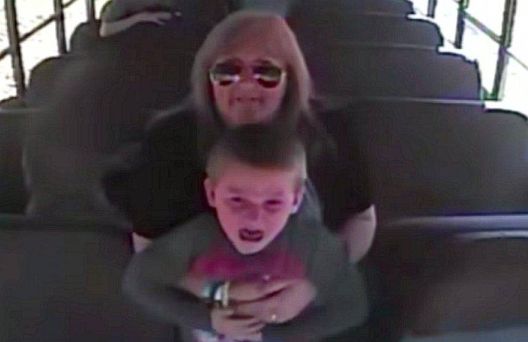 Ta kobieta uratowała dziecku życie