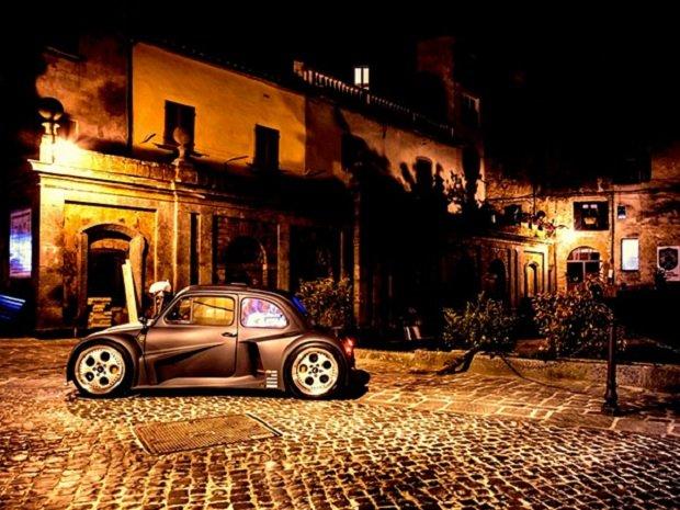 Oemmedi Fiat 500 Lamborghini