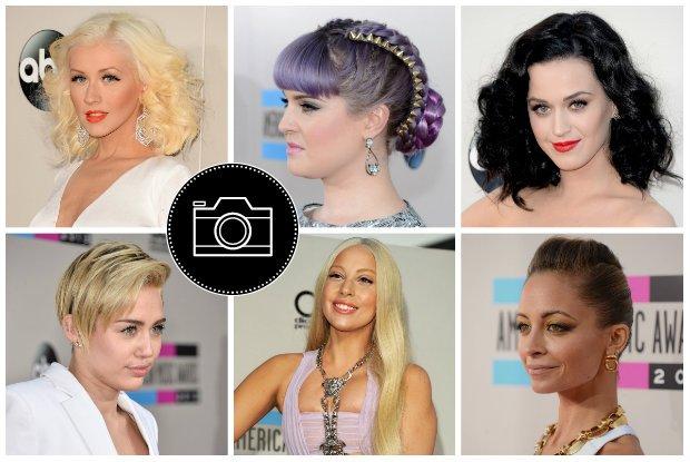 American Music Awards 2013: Gaga na koniu, tandetna Aguilera i rockowa Kelly Osbourne. Kto zachwycił, a kto zaliczył wpadkę?
