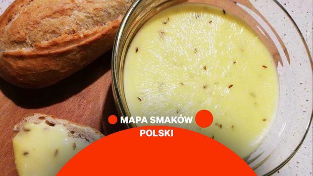 Powstaje z zepsutego twarogu, a w smaku może dorównywać serom z Francji. Dziś to prawdziwy rarytas