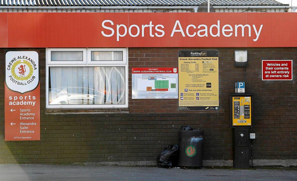 Akademia sportowa klubu Crewe Alexandra