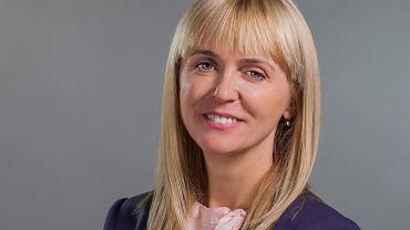 Olga Szczepańska, dyrektor Departamentu Stabilności Finansowej Narodowego  Banku Polskiego