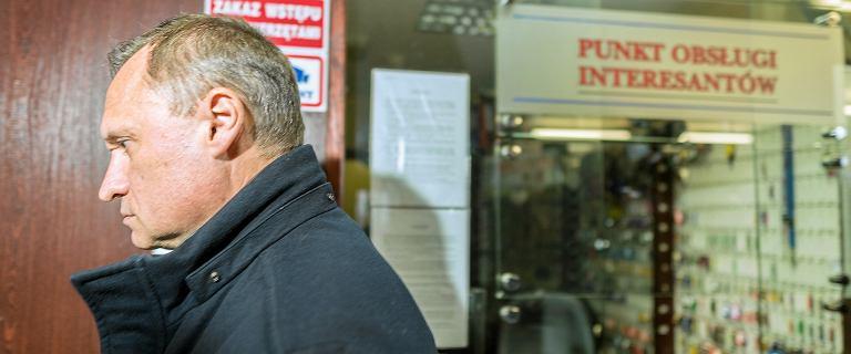 Zakończyło się przesłuchanie Czarneckiego ws. KNF. Trwało niemal 12 godzin