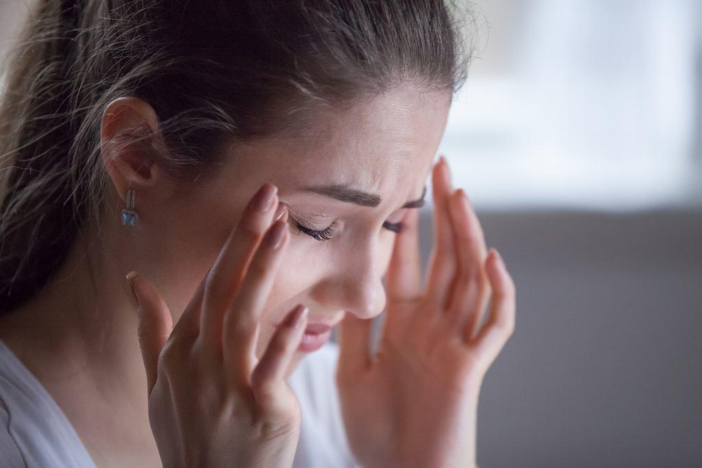 Migrena oczna utrudnia codzienne funkcjonowanie