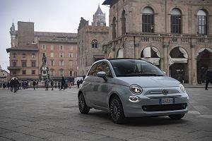Fiat 500 Hybrid. Kultowa pięćsetka wjeżdża w nową erę