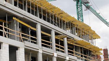 Budowa osiedla (zdjęcie ilustracyjne)