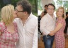 Jak oni się kochają! Monika Richardson i Zbigniew Zamachowski na salonach nie szczędzą sobie UCZUĆ